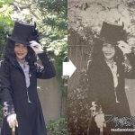 アンティーク写真の作り方(1)・幕末古写真ジェネレーター