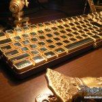 「スチームパンクキーボード」の作り方2(改造編)