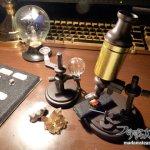 『大人の科学マガジンvol.05』ふろくロバート・フック式顕微鏡