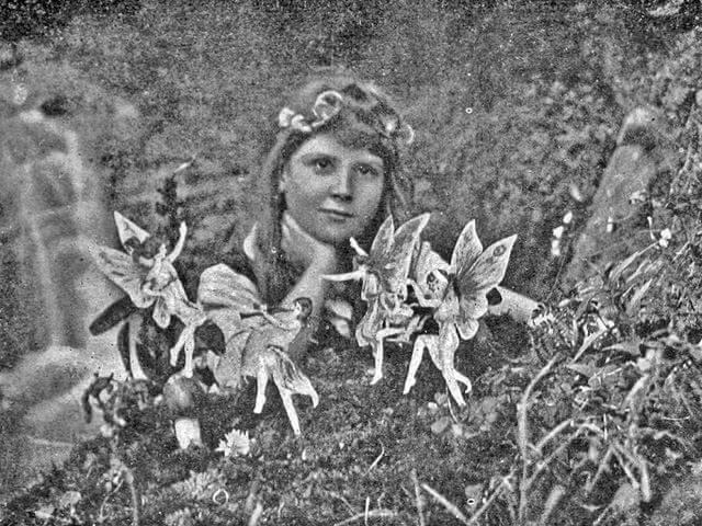 「コティングリー妖精事件」とコナン・ドイル