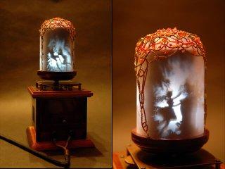 【インタビュー】幻想的なFairy Magic Lantern(海月さん)