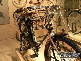 わたしのグランマと自転車「昭和レトロ自転車改造記【1】」