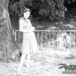 「昭和レトロワンピース」中原淳一的ファッション