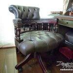 デスクチェア購入! トーマス・ジェファーソンの発明品の回転椅子