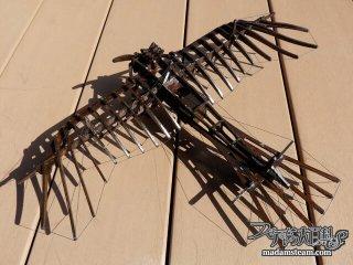 模型キットで作ろう! 鳩の形のレトロ軍用機・エトリッヒ・タウベ