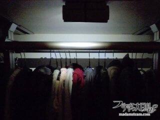 クローゼットに自動点灯照明をつける:ノーチラス号納戸改造記【3】