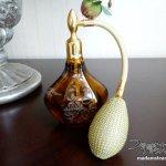 「香水と香水瓶の愉しみ」ヒロミチのアトマイザー