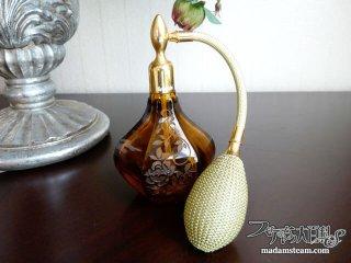 香水とレトロな香水瓶の愉しみ・ヒロミチのアトマイザー