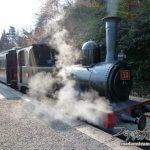 「明治村滞在記(1)」さよなら蒸気機関車