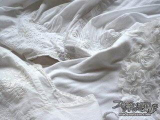 眠る時のファッション、あなたはどうしてますか? 寝間着の愉しみ