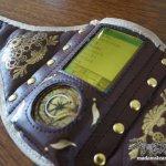 「iPodアームホルダー」iPhoneにも応用可能
