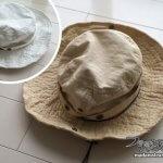 「玉ねぎ染め・紅茶染めの方法」スチームパンクファッションに