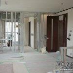 蒸気邸改造記4:壁の基礎工事(05/25-05/26)