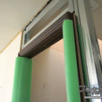 ドア枠の設置とお薦めの家具屋さん(06/04〜06/09)【蒸気邸改造記8】