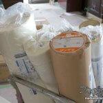 蒸気邸改造記9:壁紙の下地処理(06/10-06/12)