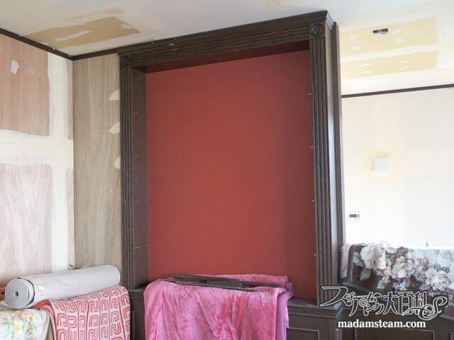 蒸気邸改造記12:飾り棚と収納棚(06/07-現在)