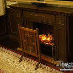 まるで本物の炎! スーパーリアルな蒸気式電気暖炉(06/07)【蒸気邸改造記16】