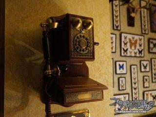 もしもしこちらベーカー街221B・我が家のアンティーク電話機