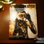 英語版『Steampunk Style』2014年02月18日発売!