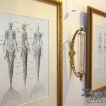 ノーチラス号ネモ船長のトイレ3「人魚解剖図」