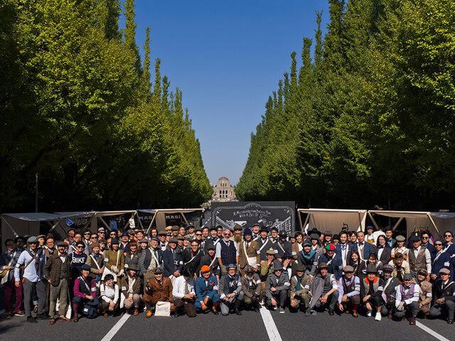 ツイードラン(Tweed Run 2014)【東京&名古屋】