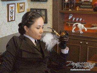 シャーロック・ホームズの愛用品・電子パイプ&電子タバコについて