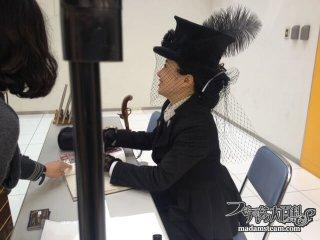 京都ロフト『ネオ・ヴィクトリアンDIYブック』サイン会を行いました