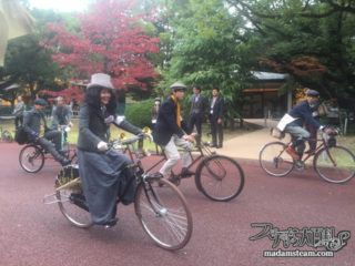 ツイードと自転車「ツイードラン尾州(Tweed Run Bishu)2015」報告【写真40枚〜】