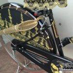 ロングスカートと自転車「ドレスガードの作り方」