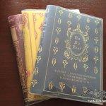 魔術書のようなノート作り「パックンノートカバー」