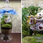 キャンディポットと白ウサギのテラリウム【不思議の国のアリスシリーズ6】