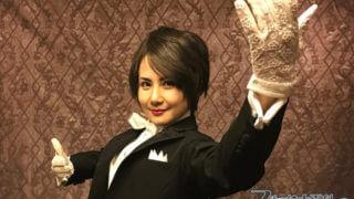 黒留袖で作る淑女のための燕尾服(イブニングコート)【テーラー五十嵐(9)】
