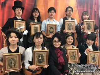 ワークショップ「アンティーク写真を作りましょう!第一回」in新宿オカダヤ本店レポート