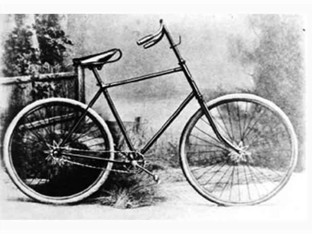 女性と自転車の歴史