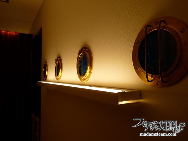 壁・カーテン照明