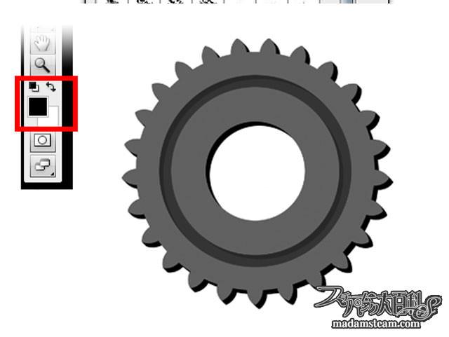 歯車の描き方