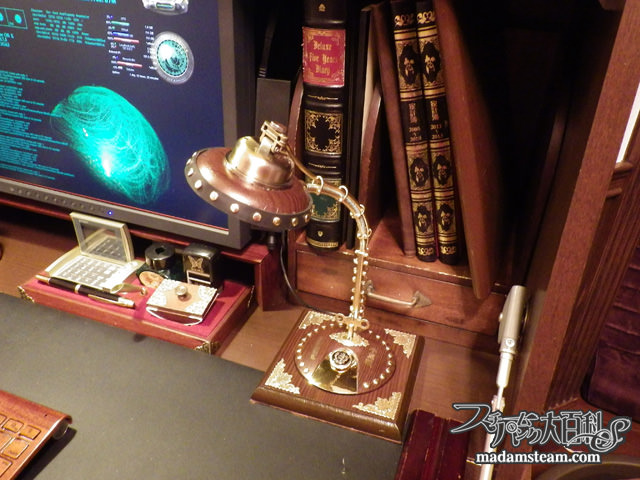 Steampunk Webcam