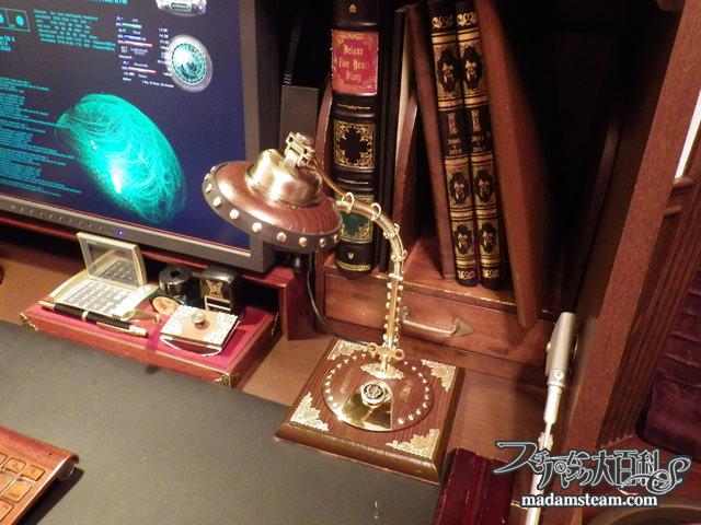 Steampunk Webcam