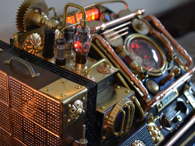 Steampunk PC