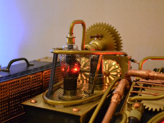 Steampunk PC