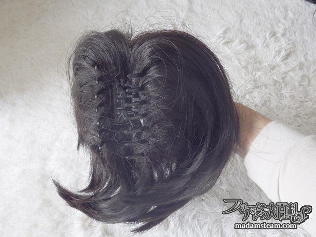 レトロ・クラシカルな髪型