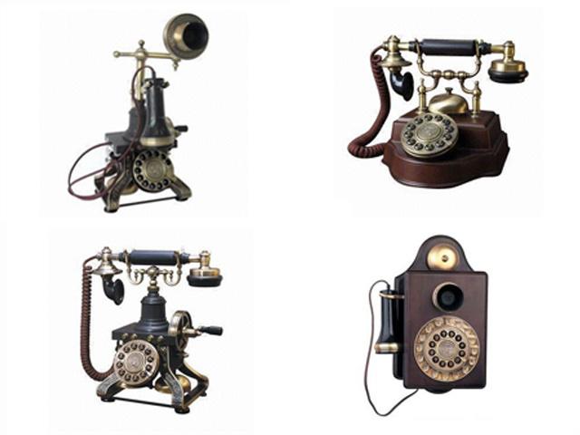 アンティーク&スチームパンク電話機