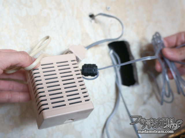 電話リンガー改造