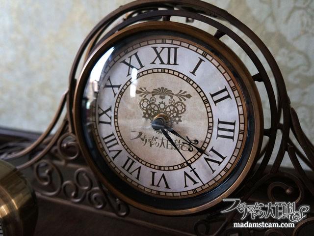 時計のリメイク
