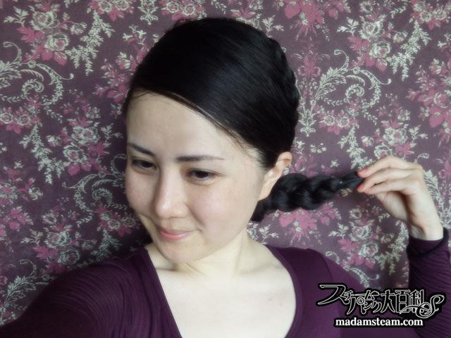 ユーリア・ティモシェンコの髪型