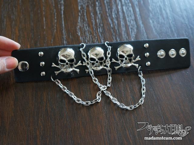 海賊のアクセサリー