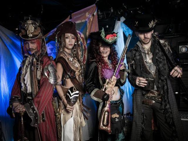 スチームガーデン07ペルシャの海賊