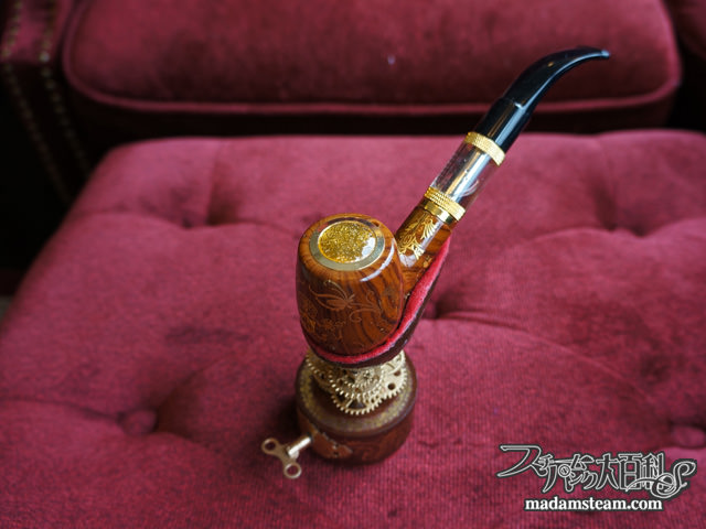 Steampunk Pipe rest