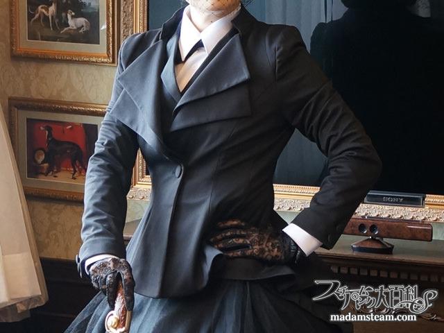 ホームズの服飾小物