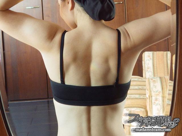 3ヶ月で背筋を鍛える方法
